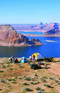 Page lake powell guide page lake powell recreation for Lake powell fishing license